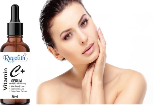 Regolith Vitamin C Face Serum For Skin Brightening, Skin Toning & Anti Ageing