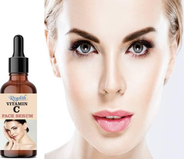Regolith Vitamin C & E Fairness Serum, Whitening & Brightening Skin Serum