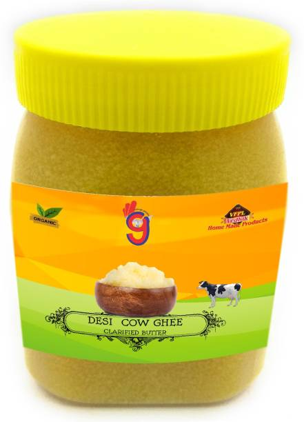 99Auth Ghee Desi Pure Cow Zero Adulteration Ghee 200g Ghee 200 g Plastic Bottle