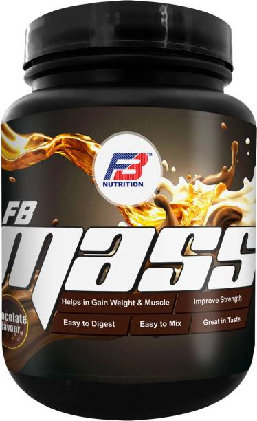 FB Nutrition FBN Mass Weight Gainers/Mass Gainers