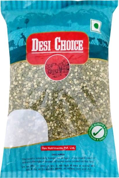 Desi Choice Green Moong Dal (Split)