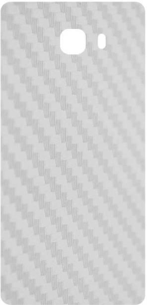 PNBEE Back Screen Guard for Samsung Galaxy C9 Pro- Carbon Fiber Transparent Back Guard