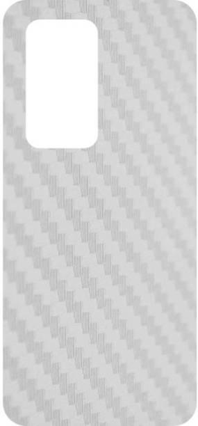 PNBEE Back Screen Guard for Huawei P40 Pro Plus- Carbon Fiber Transparent Back Guard