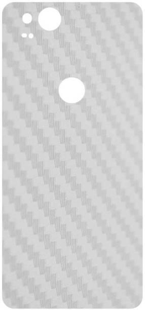 PNBEE Back Screen Guard for Google Pixel 2- Carbon Fiber Transparent Back Guard