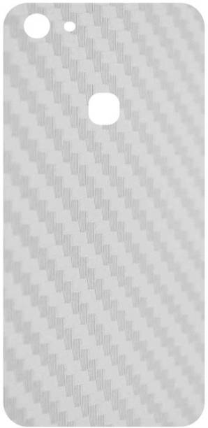 PNBEE Back Screen Guard for Vivo Y83, Vivo 1802- Carbon Fiber Transparent Back Guard
