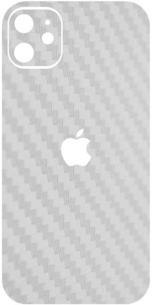 PNBEE Back Screen Guard for Apple iPhone 11- Carbon Fiber Transparent Back Guard