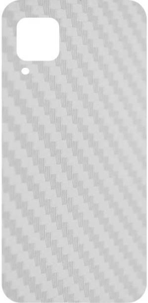 PNBEE Back Screen Guard for Huawei Nova 7i- Carbon Fiber Transparent Back Guard