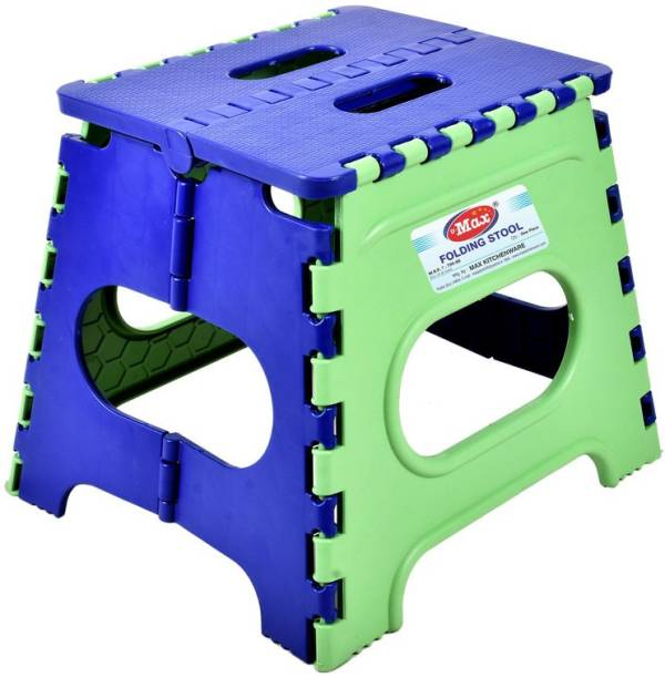 Max U-Max Folding Stool for Adults and Kids Bedroom & Kitchen Stool Stool
