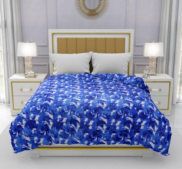 Flipkart Perfect Homes Printed Double AC Blanket