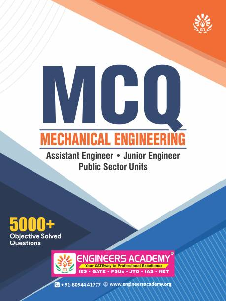 5000+ MCQs Objective Practice Book for Mechanical Engineering: 7th Edition: All State: Assistant Engineer /Junior Engineer, SSC-JE, PSUs Exams: English Language