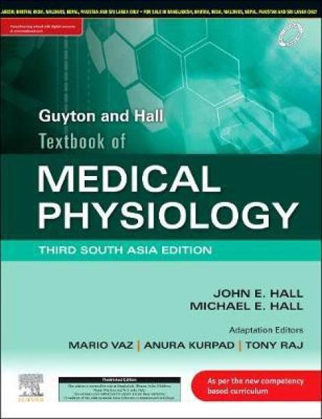 Guyton and Hall Textbook of Medical Physiology_3rd SAE