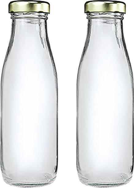 Flipkart SmartBuy Hygienic Air Tight Glass Water Bottle, Milk Bottle, Juice Bottle 1000 ml Bottle 1000 ml Bottle