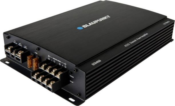 Blaupunkt GTA 460 Multi Class AB Car Amplifier
