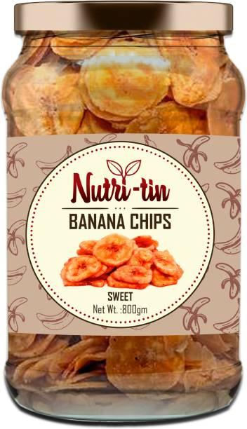 Nutri-tin Naturally Sweet Banana Chips