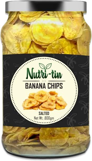 Nutri-tin Premium Salted Banana Chips