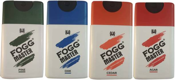 FOGG Master Pocket Deo 25ML Pocket Perfume  -  For Men