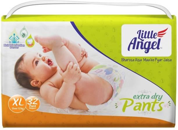 Little Angel Baby Diaper Pants - XL