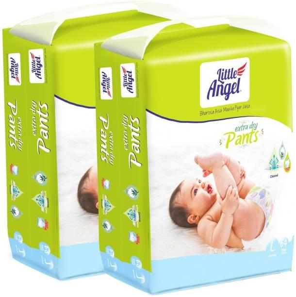 Little Angel Baby Diaper Pants - L