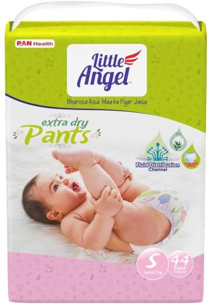 Little Angel Baby Diaper Pants - S
