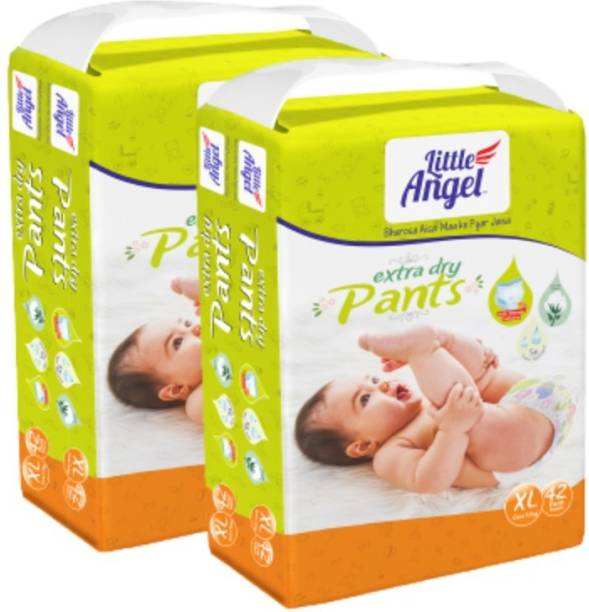 Little Angel Baby Diaper Pants (2 x 42 Pcs) - XL