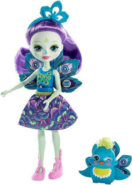 Enchantimals Peacock Doll