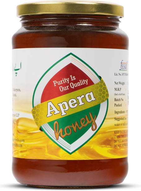 APERA Pure and Natural | Unpasteurized | Multiflora Honey