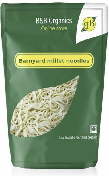 B&B Organics Barnyard Millet Noodles Instant Noodles Vegetarian