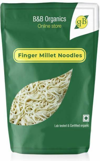 B&B Organics Finger Millet Noodles Instant Noodles Vegetarian