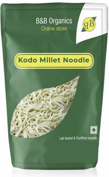 B&B Organics Kodo Millet Noodles Instant Noodles Vegetarian