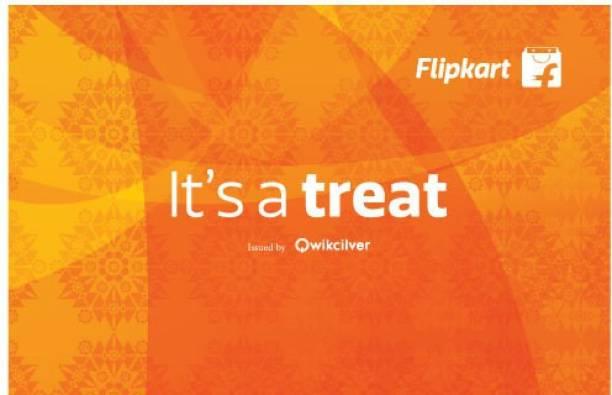 Flipkart Physical Gift Card