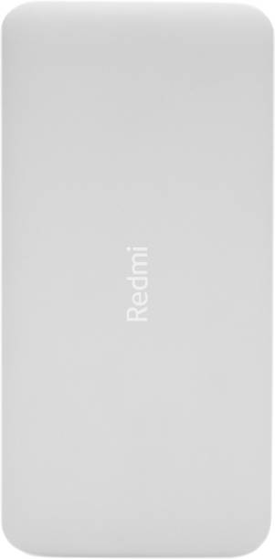 REDMI 10000 mAh Power Bank (10 W, Fast Charging)