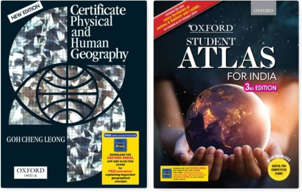 OXFORD STUDENT ATLAS FOR INDIA Certificate Physical And Human Geography