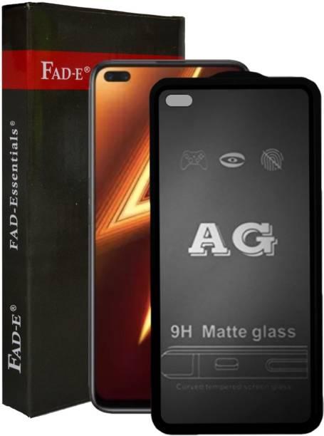 FAD-E Tempered Glass Guard for Realme X3, Realme X3 SuperZoom, Realme 6 Pro