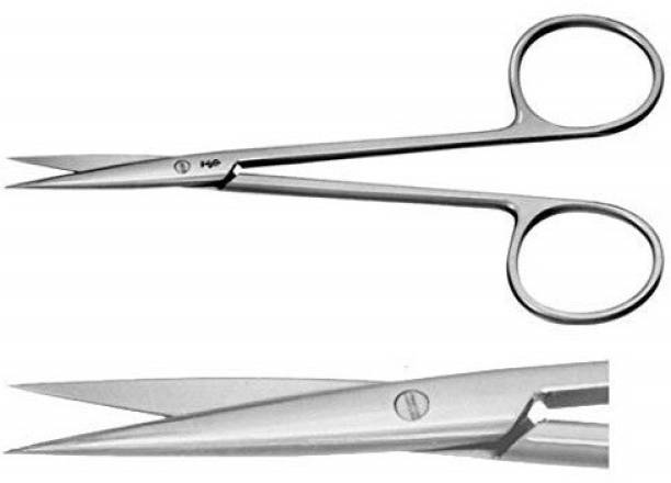 """Forgesy Fine Scissor 4"""" Straight (Pack Of 2) Strong Cut Scissors"""