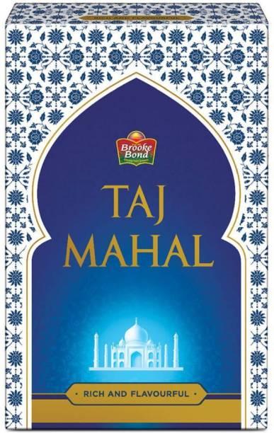 Taj Mahal Tea Non South Black Tea Box