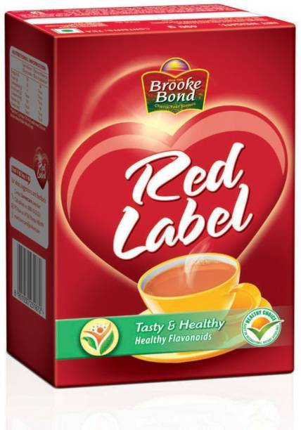 Red Label Tea Black Tea Box