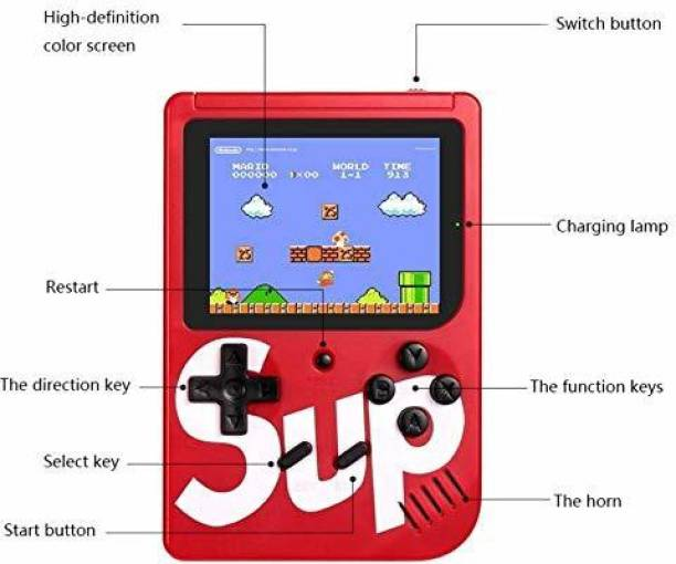 CLICKEDIA Toy-SUP Video Game Indoor Sports Games Board Game