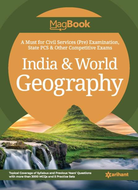 Magbook Indian & World Geography 2021