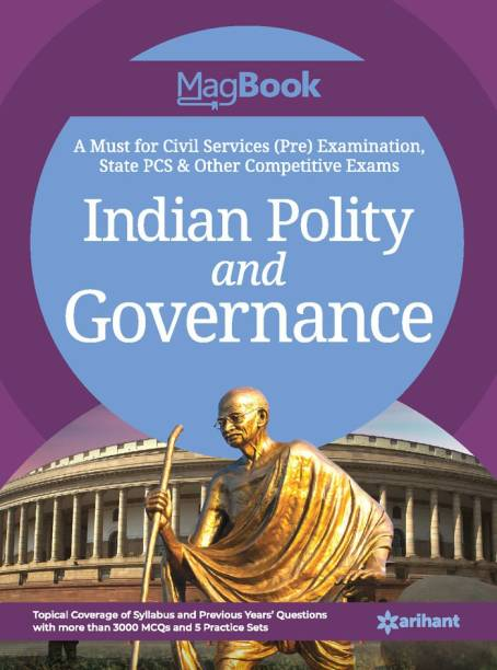 Magbook Indian Polity & Governance 2021