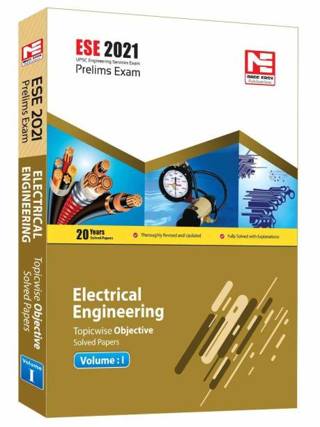 ESE 2021 Preliminary Exam Electrical Engineering Objective Paper