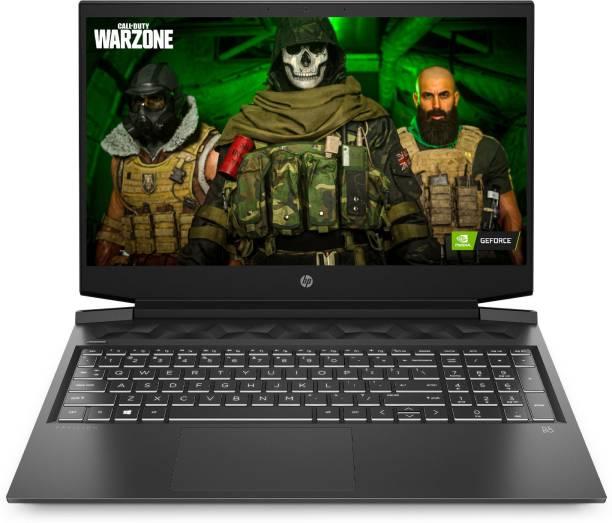 HP Pavilion Gaming Core i5 10th Gen - (8 GB/1 TB HDD/256 GB SSD/Windows 10 Home/4 GB Graphics/NVIDIA GeForce GTX 1650 Ti) 16-a0023TX Gaming Laptop
