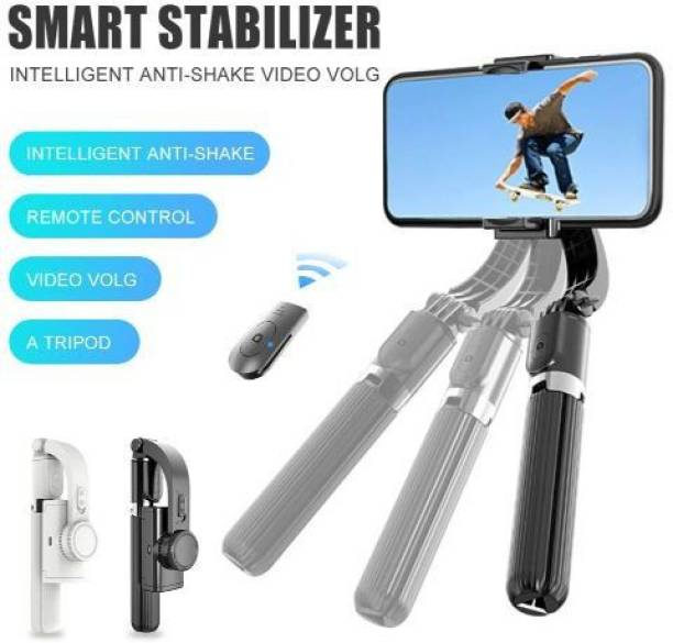 ROAR ZMC_417E_ L08 Gimbal Stabilizer iSteady Pro2 3-Axis Stabilizer Handheld Action Camera for\ Hero 7/6/5/4/3 DJI Osmo , Yi Cam 4K, AEE, SJCAM Sports Cams APP Controls for Time-Lapse, Tracking, Auto Panoramas 3 Axis Gimbal Single Gimbal