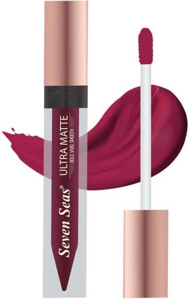 SEVEN SEAS Ultra Matte Liquid Lipstick Castro