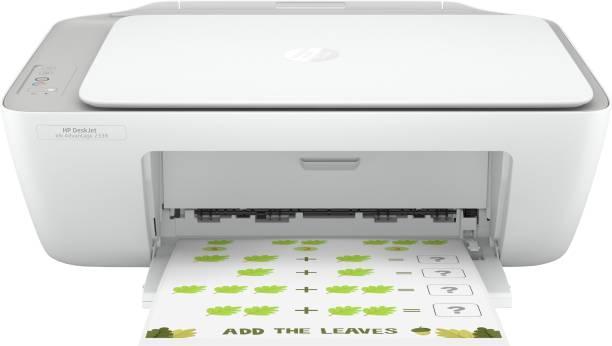 HP DeskJet Ink Advantage 2338 Multi-function Color Printer