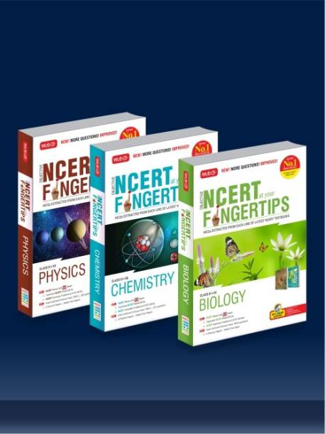 Objective NCERT At Your Fingertips(NEET) - Phy, Chem, Bio Combo