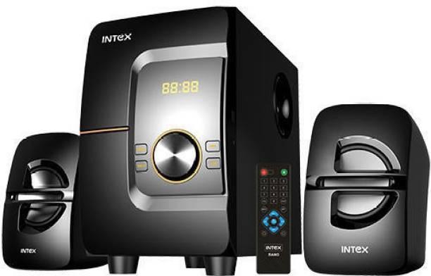 Intex 2.1 XV BANG SUFB 55 W Bluetooth Home Theatre