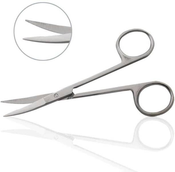 REVITI iris scissor curved surgical instrument 5 inch - 12 cm Strong Cut Scissors