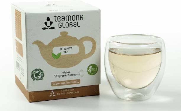 Teamonk Sei Nilgiris White Tea Box