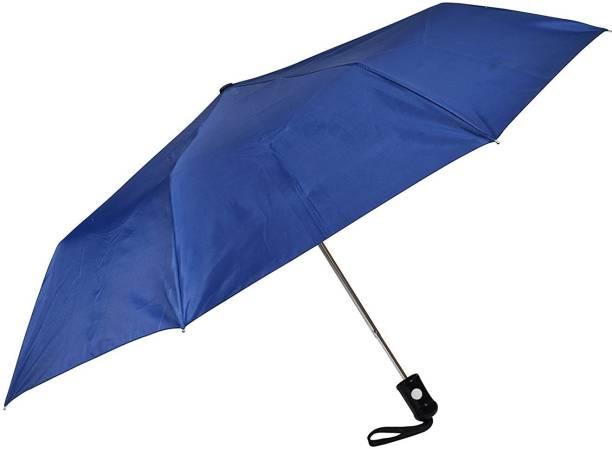 dewberries Two Fold Automatic Open & Close Uv Protective Umbrella