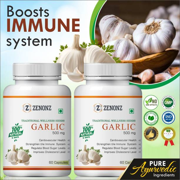 zenonz Garlic Manage Immiune System